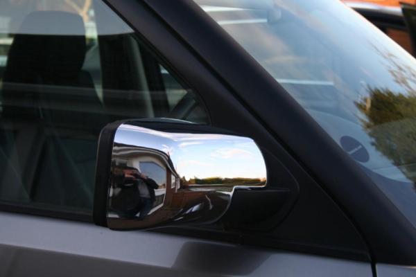 Range Rover Sport Chrome Mirror Covers - Full Covers